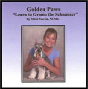 complete guide book - learn to groom the Schnauzer