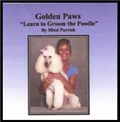 complete guide book - learn to groom the poodle